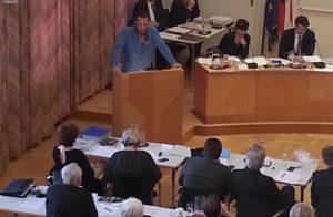 Gemeinderatssitzung @ CCV
