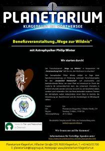 Wo ist unser Platz im Universum? @ Planetarium Klagenfurt