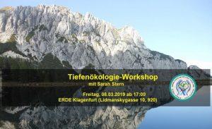 Tiefenökologie-Workshop @ Erde Klagenfurt