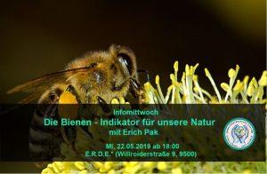 Die Bienen - Indikator für unsere Natur @ E.R.D.E.*