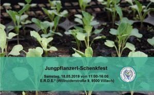 Jungpflanzerl-Schenkfest @ E.R.D.E.*