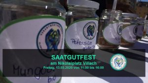 Saatgutfest am Nikolaiplatz @ Nikolaiplatz Villach
