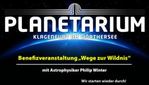 Es ist wieder soweit! Wir reisen wieder durch das Universum. 🚀 @ Planetarium Klagenfurt