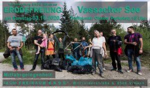 Erd-Befreiung @ Vassachersee Villach